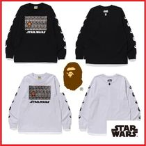 BAPE x STAR WARSコラボ★BAPE REPUBLIC 長袖Tシャツ2