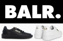 20ss 芸能人愛用 BALR LEATHER CLEAN LOGO SNEAKERS LOW