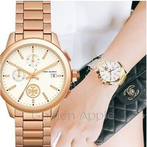 TORY BURCH★ COLLINS ROSEGOLD WATCH LADIES 女性 TBW1253