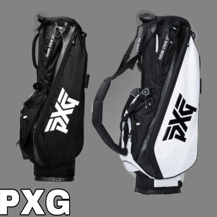 PXG キャディーバッグ・ケース 新作☆【PXG】軽量 CARRY STAND BAG 2色