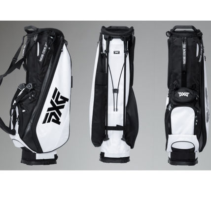 PXG キャディーバッグ・ケース 新作☆【PXG】軽量 CARRY STAND BAG 2色(6)
