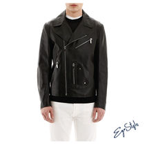 DIOR LEATHER CLOTHING