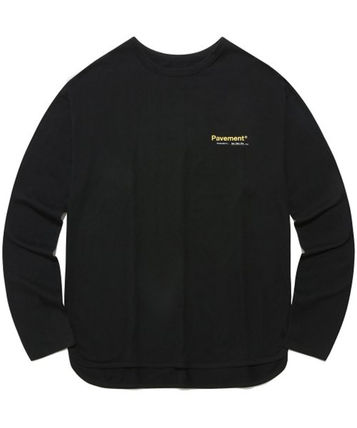 PAVEMENT ニット・セーター ★PAVEMENT★韓国ブランド★人気★Line Long Sleeve Ia [Black](7)