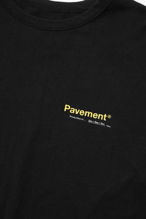 PAVEMENT ニット・セーター ★PAVEMENT★韓国ブランド★人気★Line Long Sleeve Ia [Black](9)