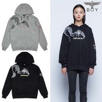 BOY LONDON★THE ASCENSION HOODIE - B93HD1222U