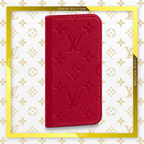 《Louis Vuitton》iPhone☆FOLIOケース《XおよびXS用》
