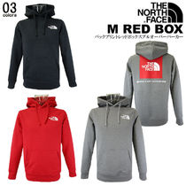 THE NORTH FACEノースフェイスプリントRedBox Po Hoodie国内発送