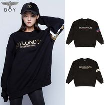 BOY LONDON正規品★TRION BOY SWEAT SHIRT B93MT1402U