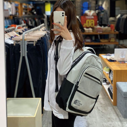 THE NORTH FACE バックパック・リュック ★THE NORTH FACE★ NM2DL03 ALL-FIT LIGHT BACKPACK  大容量 A4(3)