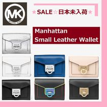 ◆MK◆Manhattan Small Leather Wallet