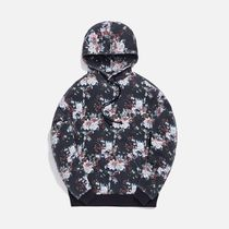 KITH FLORAL WILLIAMS III HOODIE / NAVY MULTI / 日本未入荷!