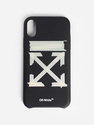 Off-White スマホケース・テックアクセサリー 20SS OFF WHITE iPhone XSケース 関税込み