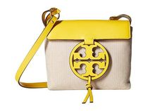 【SALE】Tory Burch Miller Canvas Crossbody