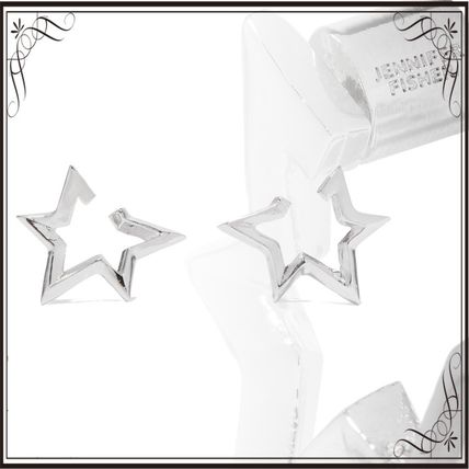 JENNIFER FISHER イヤリング プレゼント◆Mini Classic Star silver-plated earrings