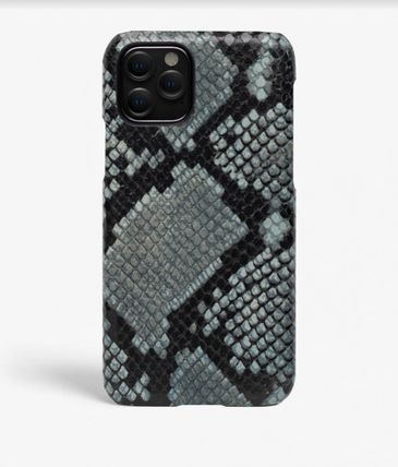 THE CASE FACTORY スマホケース・テックアクセサリー The Case Factory★iPhone 11 PRO ケース パイソンスチール(2)