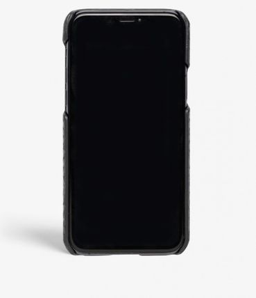 THE CASE FACTORY スマホケース・テックアクセサリー The Case Factory★iPhone 11 PRO ケース パイソンスチール(3)