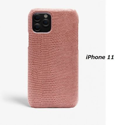 The Case Factory★iPhone 11ケース リザードローザアンティコ★