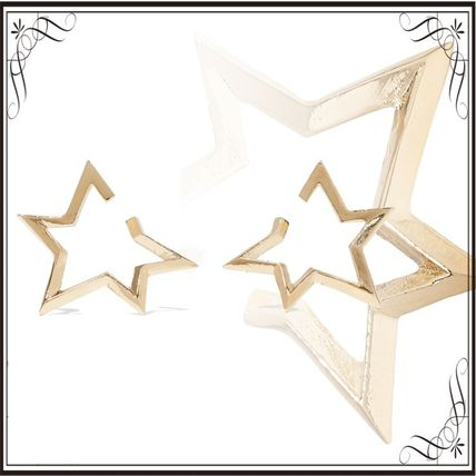 JENNIFER FISHER イヤリング プレゼント◆Baby Classic Star gold-plated earrings