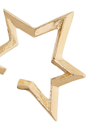JENNIFER FISHER イヤリング プレゼント◆Baby Classic Star gold-plated earrings(5)