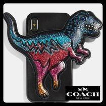 【Coach】コーチ☆限定品!I iPhone X/Xs & Xr Case With Rexy
