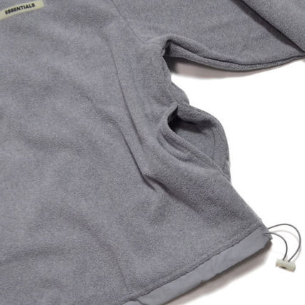FEAR OF GOD トップスその他 【FOG】Essentials Polar Fleece Half Zipper Pullover(4)