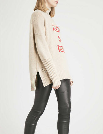ZADIG & VOLTAIRE ボトムスその他 関税込み◆Pharel Cuir Deluxe mid-rise leather leggings(5)