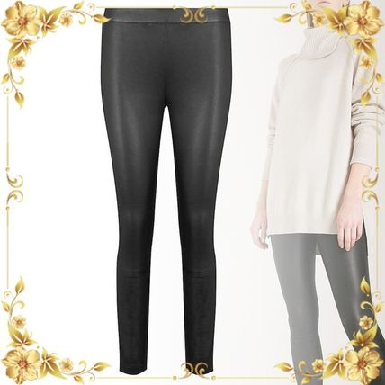 REISS ボトムスその他 関税込み◆Goldie leather leggings