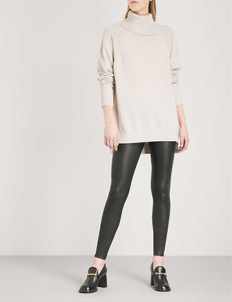REISS ボトムスその他 関税込み◆Goldie leather leggings(3)