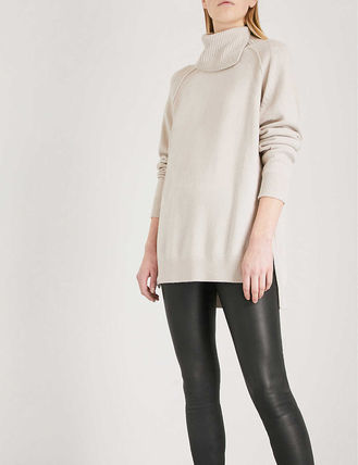 REISS ボトムスその他 関税込み◆Goldie leather leggings(5)