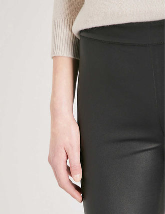 REISS ボトムスその他 関税込み◆Goldie leather leggings(6)