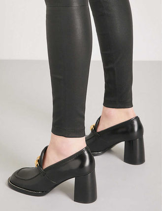 REISS ボトムスその他 関税込み◆Goldie leather leggings(7)
