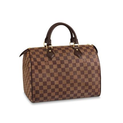 Louis Vuitton ボストンバッグ 2019AW【Louis Vuitton】スピーディ 30 ダミエ・エベヌ バッグ(2)