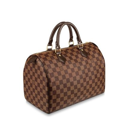 Louis Vuitton ボストンバッグ 2019AW【Louis Vuitton】スピーディ 30 ダミエ・エベヌ バッグ(3)