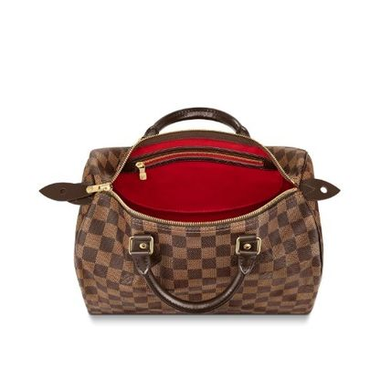 Louis Vuitton ボストンバッグ 2019AW【Louis Vuitton】スピーディ 30 ダミエ・エベヌ バッグ(4)