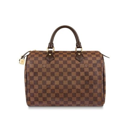 Louis Vuitton ボストンバッグ 2019AW【Louis Vuitton】スピーディ 30 ダミエ・エベヌ バッグ(5)