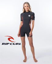 RipCurl Womens Dawn Patrol 2/2mm Short Sleeve Wetsuit Spring
