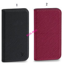 国内完売☆Louis Vuitton エピ FolioI PHONEケース X & XS