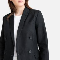 La Redoute Fitted Double-Breasted Blazer