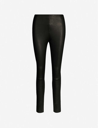 Theory ボトムスその他 関税込み◆High-rise leather leggings(2)