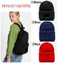【Frances Valentine】●日本未入荷●Neoprene Backpack