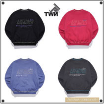 日本未入荷TWNのMysider Sweat Shirts 全4色