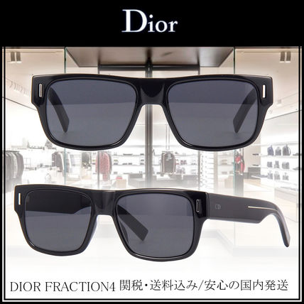 Dior サングラス 【送料,関税込】DIOR HOMME サングラス DIOR FRACTION4