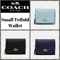 【Coach】SALE!限定品!!3つ折り財布☆Small Trifold Wallet☆