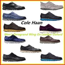 ★COLE HAAN★Men's Zerogrand Wing Ox Leather Oxford 全11種