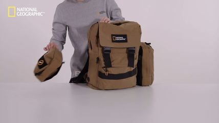 NATIONAL GEOGRAPHIC バックパック・リュック ☆★NATIONAL GEOGRAPHIC///MCKINLEY MODULAR BAG☆★(7)