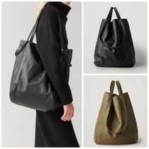 【 COS / 2Wayバッグ】VERSATILE LEATHER SHOPPER