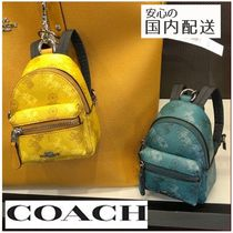 COACH☆バックパック コインケース バッグチャーム☆税・送込