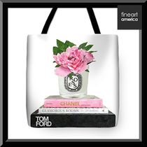 Fineartamerica☆Diptyque candle☆トートバッグ♪