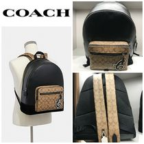 【COACH】☆お買い得☆F83287☆WEST BACKPACK IN SIGNATURE