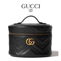 ∞∞ GUCCI ∞∞ GG Marmont quilted leather コスメケース☆
